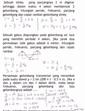 Soal Latihan Mid Semester Kelas Xii Catatan Fisika Pak Z